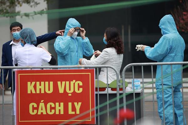 Theo Sở Y tế Hà Nội, tính từ 6h00 đến 12h00 trưa nay (22/9), trên địa bàn thành phố ghi nhận thêm 05 ca, trong đó 04 ca tại khu cách ly, 01 ca tại cộng đồng.
