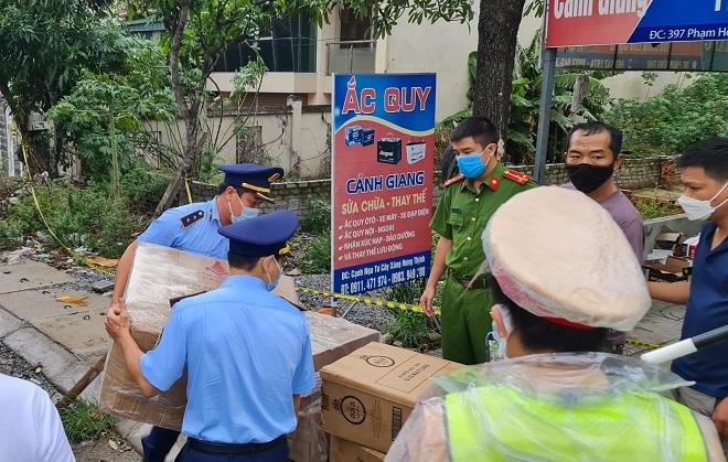 Trong 1 tháng, các lực lượng chức năng tỉnh Nghệ An đã phát hiện và xử phạt hành chính 345 vụ vi phạm
