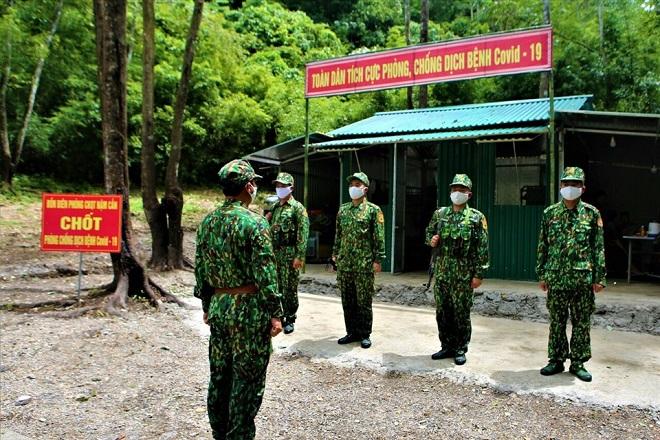 ực lượng Bộ đội biên phòng tỉnh xử lý vi phạm hành chính 21 vụ, tổng thu phạt: 92.150.000 đồng