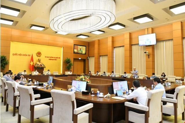 Ủy ban Thường vụ Quốc hội đã xem xét, quyết định phương án sử dụng
