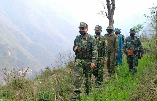 Lực lượng Bộ đội Biên phòng chủ động nắm chắc diễn biến tình hình các tuyến, địa bàn biên giới, cửa khẩu, vùng biển trọng điểm, nhằm kịp thời phát hiện những hành vi vi phạm vùng biên giới