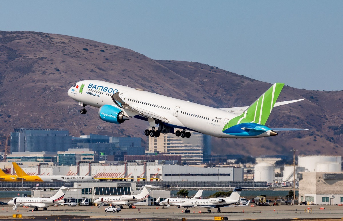Đường bay thẳng thường lệ Việt - Mỹ được kỳ vọng khơi thông trực tiếp tuyến đường hàng không kết nối hai nước ở hai nửa bán cầu lần đầu tiên