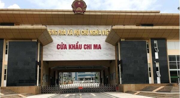 Cửa khẩu Chi Ma (Lạng Sơn)