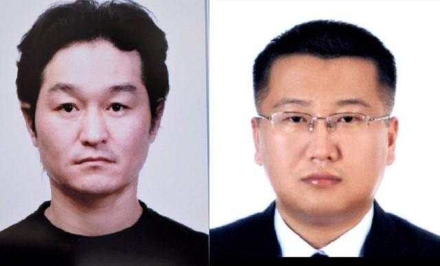 Hai đối tượng người Hàn Quốc trốn truy nã quốc tế vừa bị bắt tại Đà Nẵng.