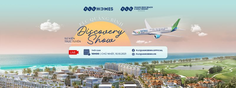 """FLC """"Quảng Bình Discovery Show"""" ứng dụng công nghệ thực tế ảo 4.0"""