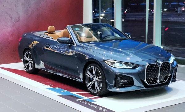 BMW 4-Series thế hệ mới