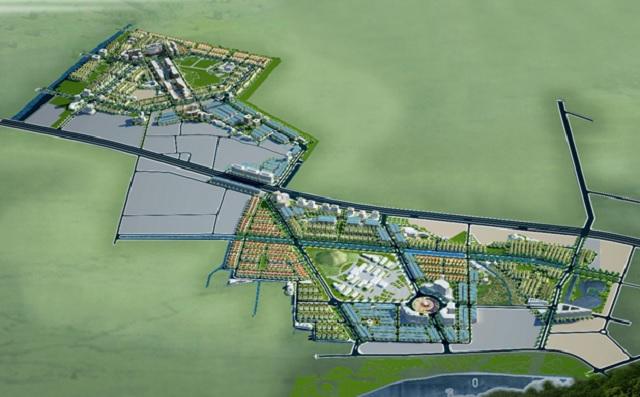 Tập đoàn Nam Cường đẩy mạnh đầu tư phát triển Khu đô thị Mỹ Trung