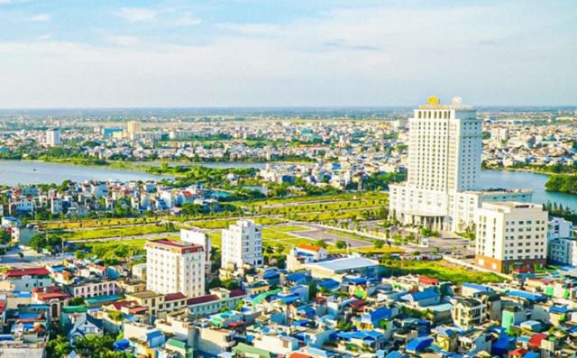 Diện mạo đô thị Nam Định có bước thay đổi mạnh mẽ