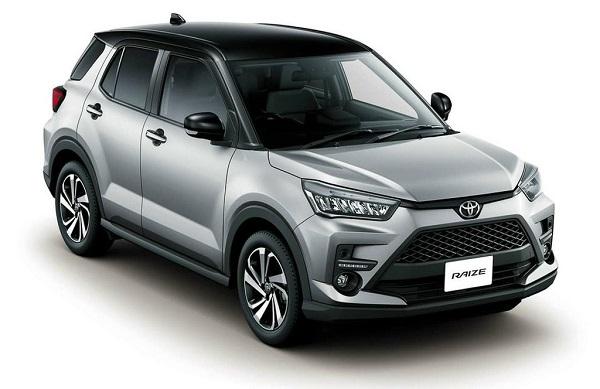 Toyota Raize là mẫu SUV cỡ nhỏ, gầm cao hướng đến nhóm khách hàng thành thị