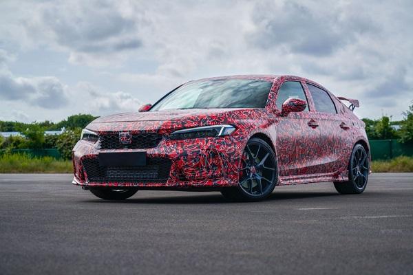 Honda Civic Type R mới