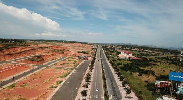 Bình Thuận xem xét chấm dứt hoạt động dự án với chủ đầu tư nợ tiền thuê đất