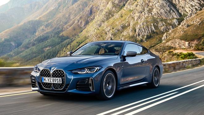 BMW 4-Series 2021 có thể được đưa về thị trường Việt Nam trong tháng 10 tới