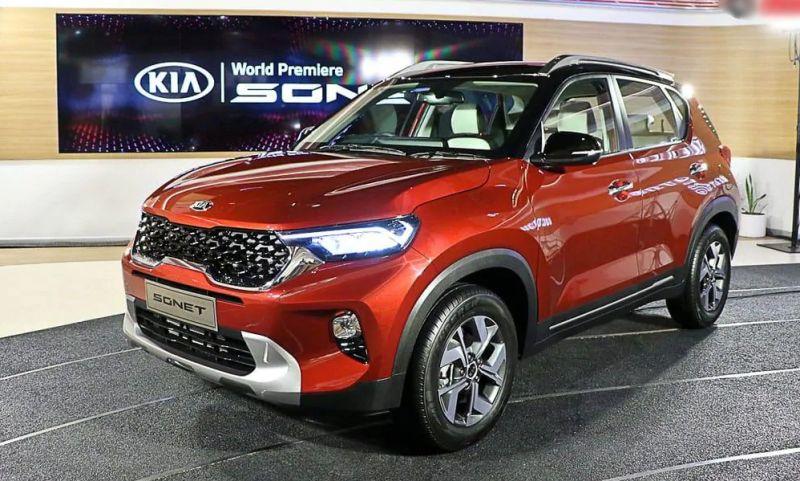 KIA Sonet sẽ mở ra một phân khúc mới là mini SUV