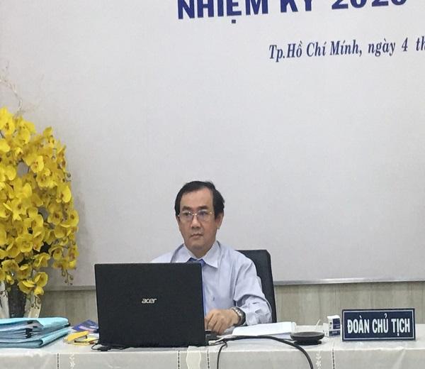Ông Huỳnh Ngọc Thông – Chủ tịch HĐQT Công ty Cổ phần Nhân lực Quốc tế Sovilaco