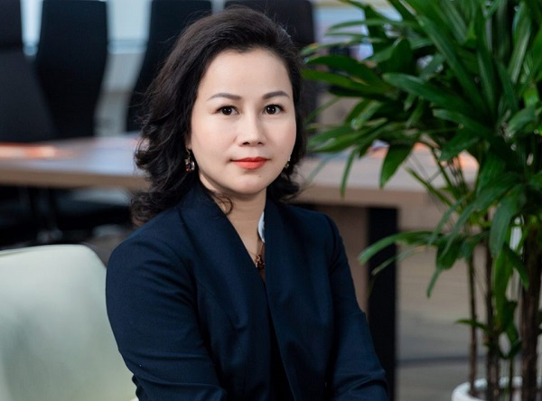 bà Phạm Minh Nguyệt - CMO Propzy