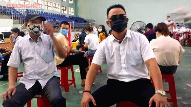 Thành phố Đà Nẵng khẩn trưởng tyrieenr khai tiêm đúng tiến độ