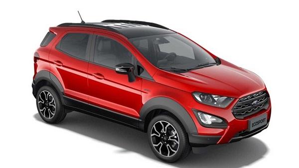 Hơn 300 chiếc Ford EcoSport bị triệu hồi do liên quan đến lỗi dây điện
