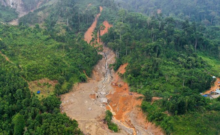 Chính phủ kiến nghị Quốc hội cho phép Ủy ban nhân dân cấp tỉnh thực hiện việc chuyển mục đích sử dụng đất trồng lúa, đất rừng phòng hộ, đất rừng đặc dụng để thực hiện các dự án mà không phải trình Thủ tướng