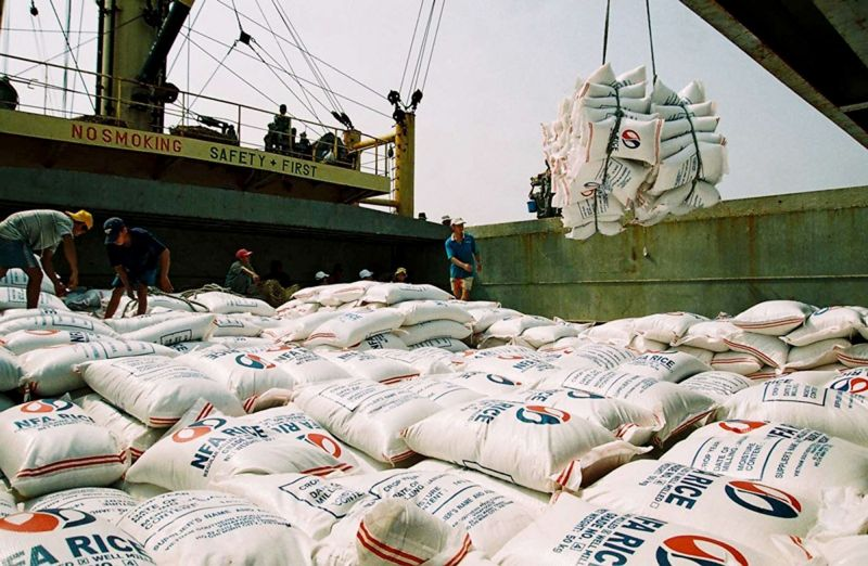 ASEAN đang là thị trường xuất khẩu gạo lớn của Việt Nam