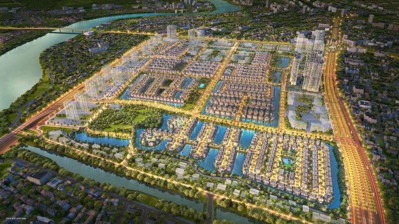 """Là khu đô thị đầu tiên ở Thanh Hóa mang phong cách châu Âu, Vinhomes Star City được giới đầu tư săn đón vì những """"phiên bản giới hạn"""" như biệt thự phân khu Hướng Dương."""