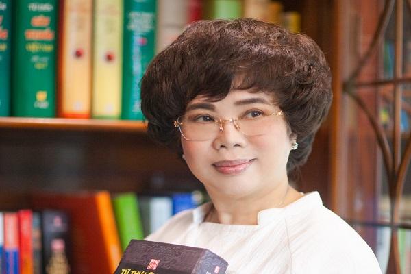 Bà Thái Hương – Nhà Sáng lập, Chủ tịch Hội đồng Chiến lược Tập đoàn TH