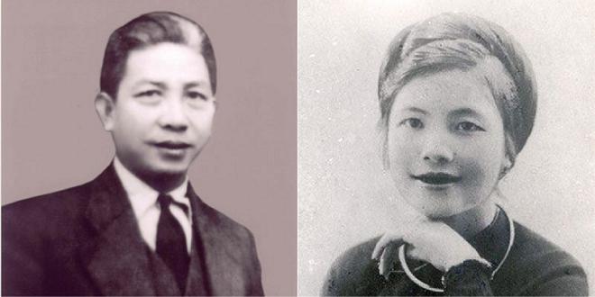 Nhà tư sản yêu nước Đỗ Đình Thiện và vợ Trịnh Thị Điền - một trong số những người Hà Nội đầu tiên tham gia kháng chiến