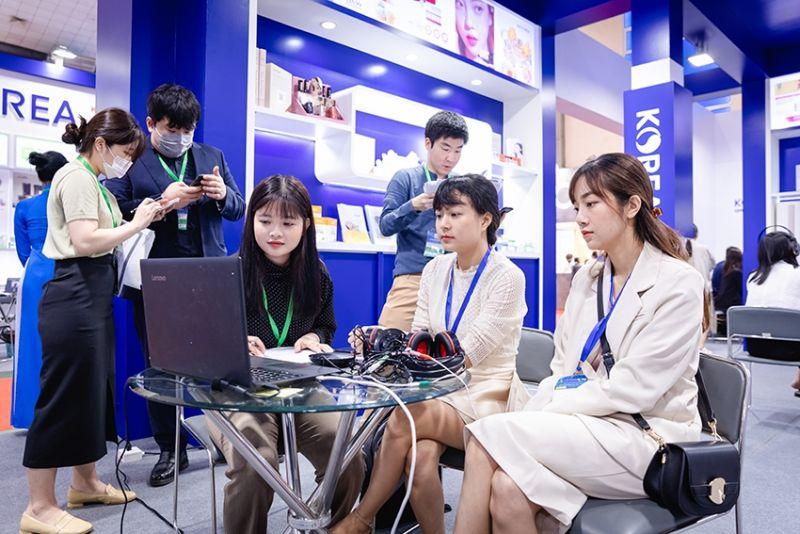 Cơ hội giao thương mới với doanh nghiệp Hàn Quốc