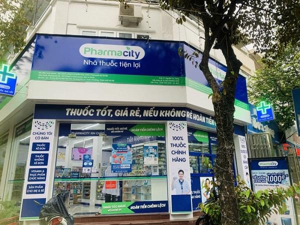 Nhà thuốc Pharmacity tại số 1, liền kề 1, Văn La, Văn Phú, Hà Đông, Hà Nội khai trương ngày 10/10