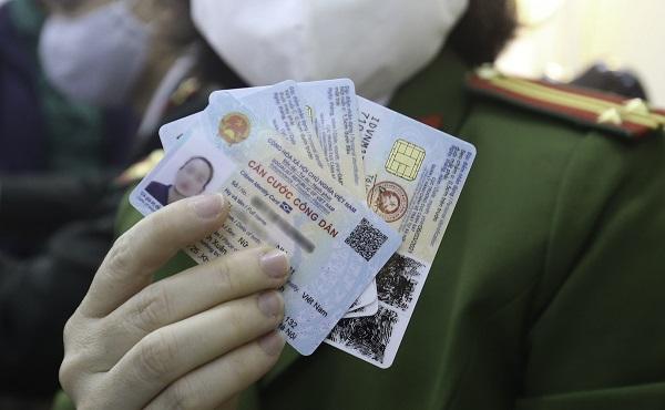 50 triệu thẻ căn cước công dân gắn chip đã được trao cho người dân