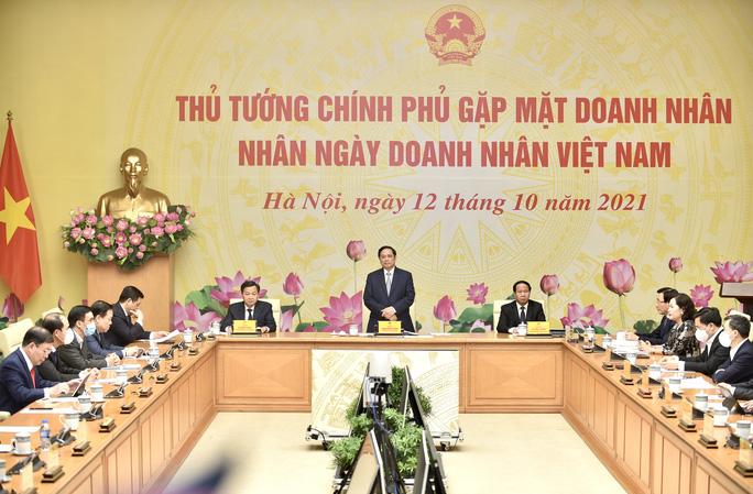 Thủ tướng gửi lời cảm ơn, tri ân tới các doanh nhân Việt Nam