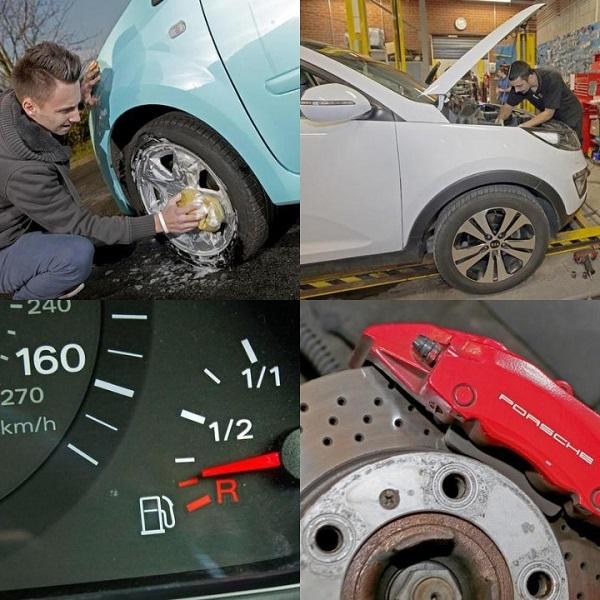 Một số mẹo đơn giản giúp xe bền bỉ hơn