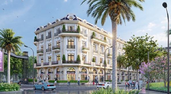 Shophouse D'. Metropole Hà Tĩnh quy tụ nhiều lợi thế đắt giá