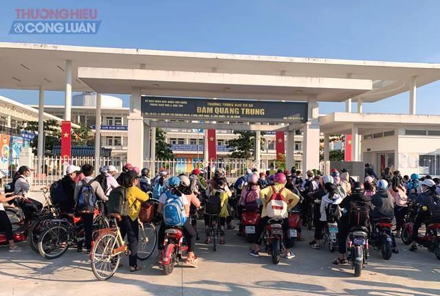 Trường THCS Đàm Quang Trung, Q. Liên Chiểu, TP. Đà Nẵng