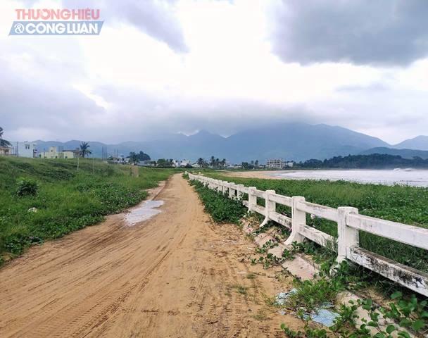 Tuyến kè số 1 - đoạn từ Miếu Ngư Ông đến phía Nam Ghềnh Nam Ô, quận Liên Chiểu
