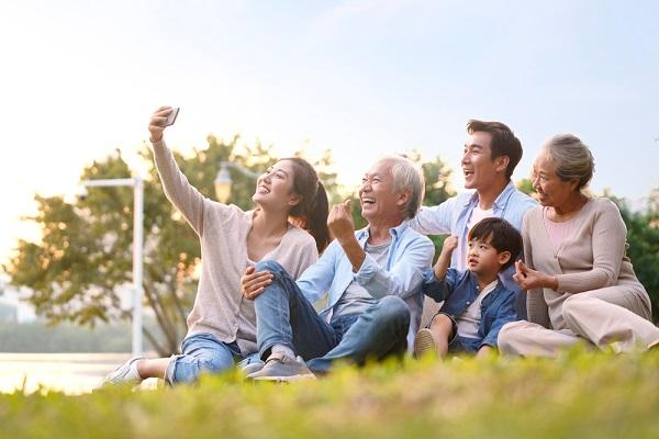 Xương khớp khỏe mạnh, thoải mái tận hưởng cuộc sống bên gia đình