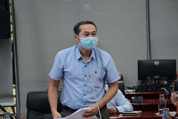Chủ tịch Hiệp hội Du lịch TP Đà Nẵng Cao Trí Dũng