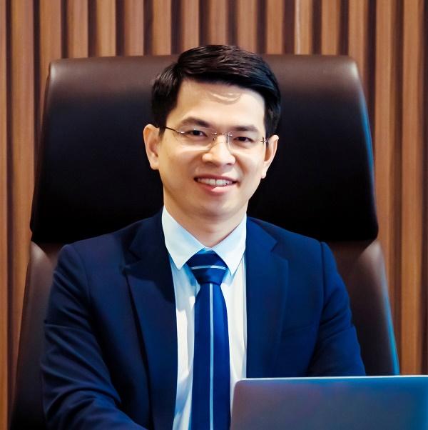 Ông Trần Ngọc Minh - Quyền Tổng Giám đốc Kienlongbank