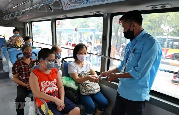 Hà Nội lên kế hoạch cho xe bus hoạt động trở lại vào tuần sau