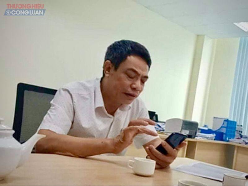 Ông Nguyễn Trọng Tiến- Phó trưởng phòng Kinh tế UBND TP.Thanh Hóa