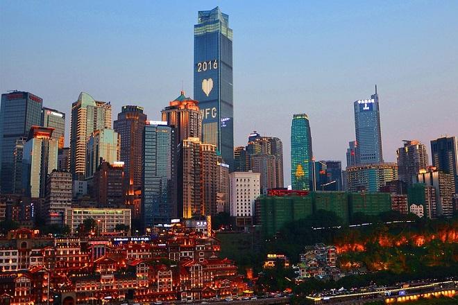 Trùng Khánh (Trung Quốc): 94 tòa nhà chọc trời