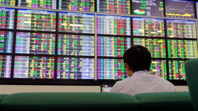 Thị trường chứng khoán 14/10 giao dịch tích cực, VN-Index tăng gần 3 điểm
