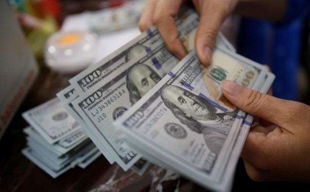 Tỷ giá đồng USD tiếp tục tăng