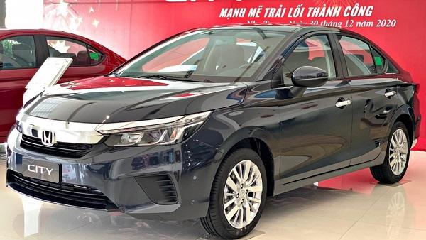 Honda City phiên bản S