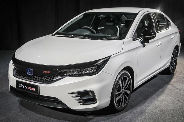 Honda City phiên bản RS