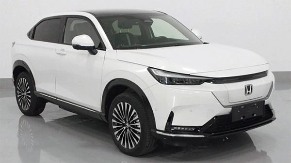 SUV điện bản sản xuất của Honda lộ diện