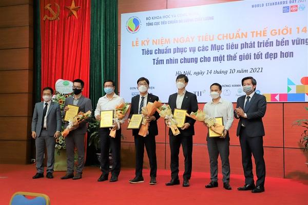 Vinh danh và tri ân các Trưởng Ban kỹ thuật Tiêu chuẩn quốc gia đã có những cống hiến và đóng góp tích cực