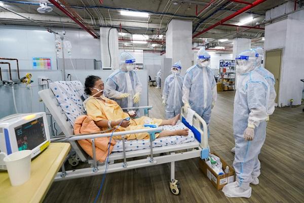đã có hơn 785.100 bệnh nhân Covid-19 được chữa khỏi